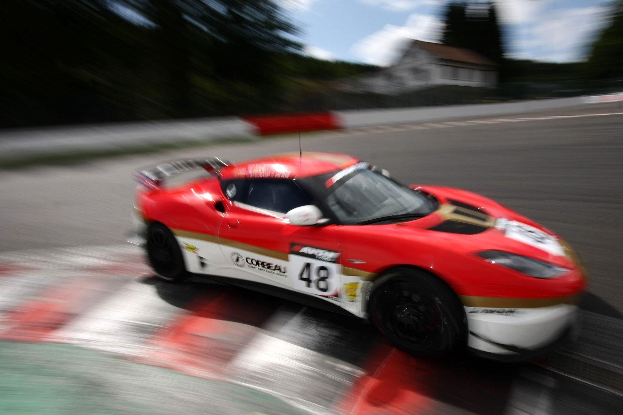 Ollie Jackson/Phil Glew Lotus Sport UK Lotus Evora GT4