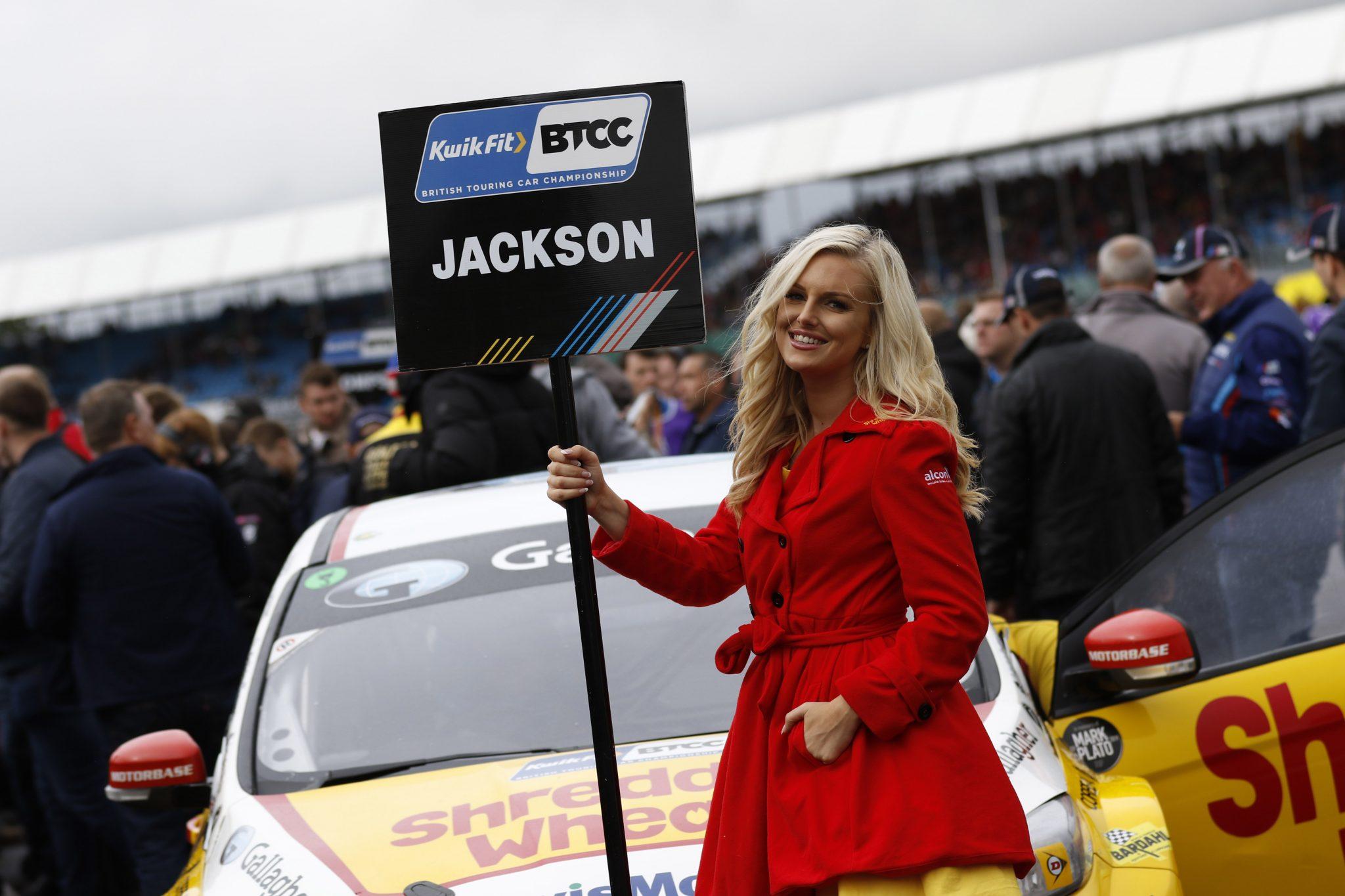 Ollie Jackson (GBR) Motorbase Ford Focus